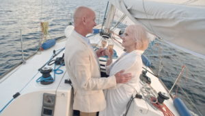 Seniors Activities Sailboat for Elderly