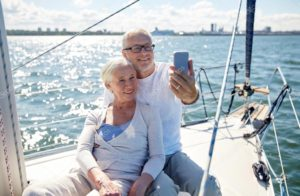 Sailing Activity Groups for Seniors